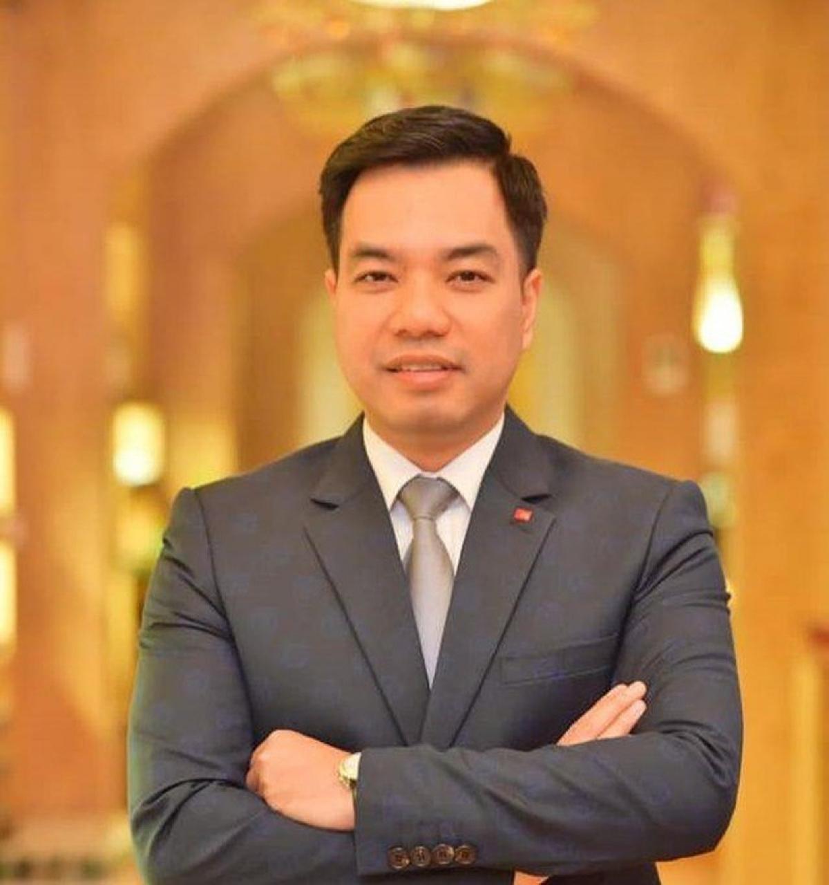 TS. Mạc Quốc Anh, Phó Chủ tịch kiêm Tổng thư ký Hiệp hội Doanh nghiệp nhỏ và vừa TP.Hà Nội (Ảnh: KT)