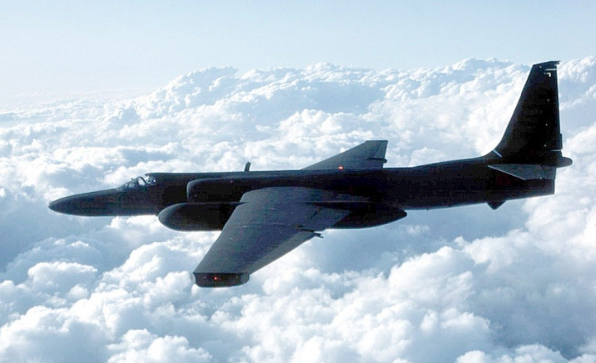 Máy bay do thám U-2 của Mỹ. Ảnh: Wikimedia