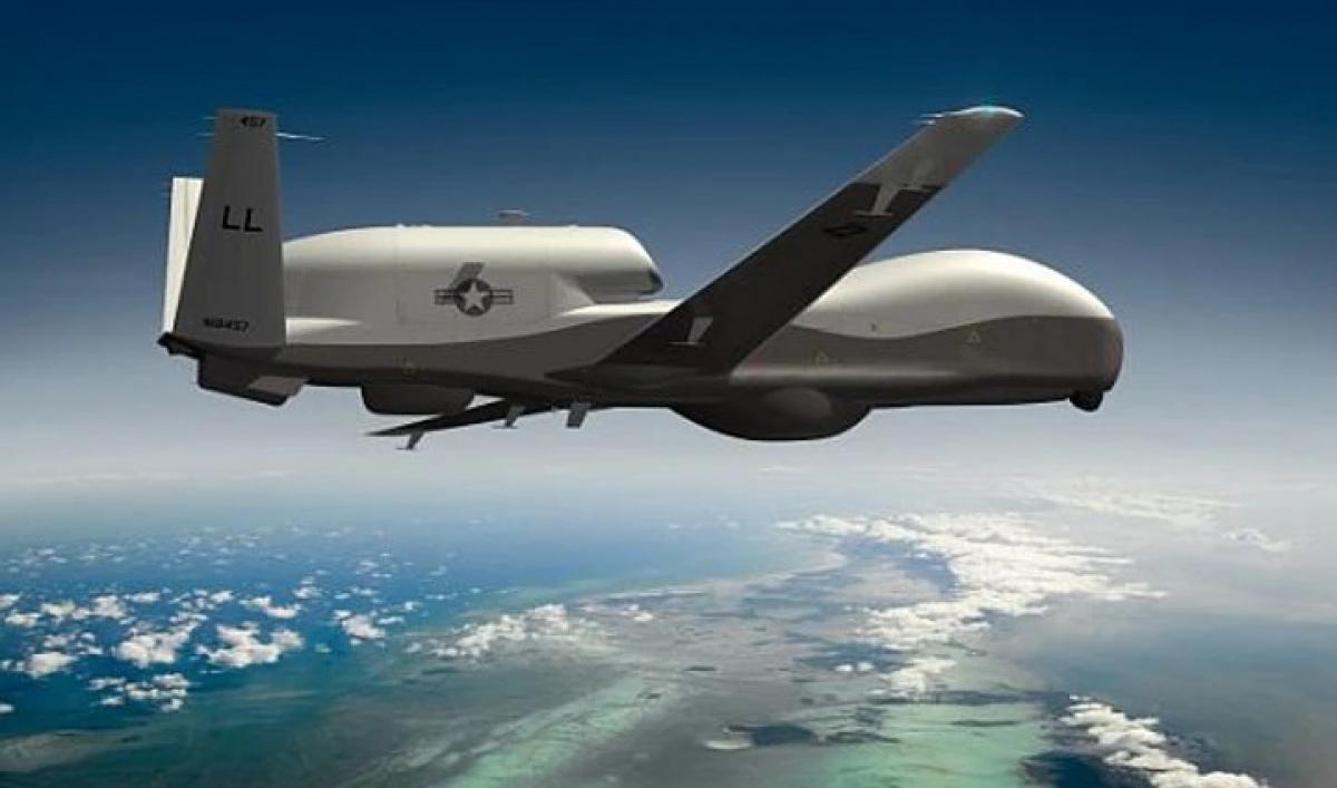 UAV Triton. Ảnh: Intelligent Aerospace.
