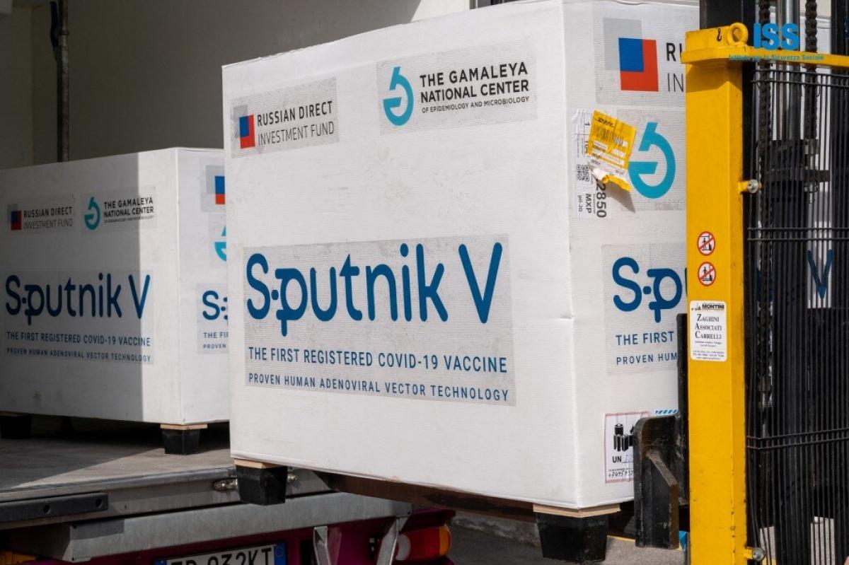 Đức hối thúc EU bắt đầu đàm phán mua vaccine Sputnik V của Nga. Ảnh: AFP