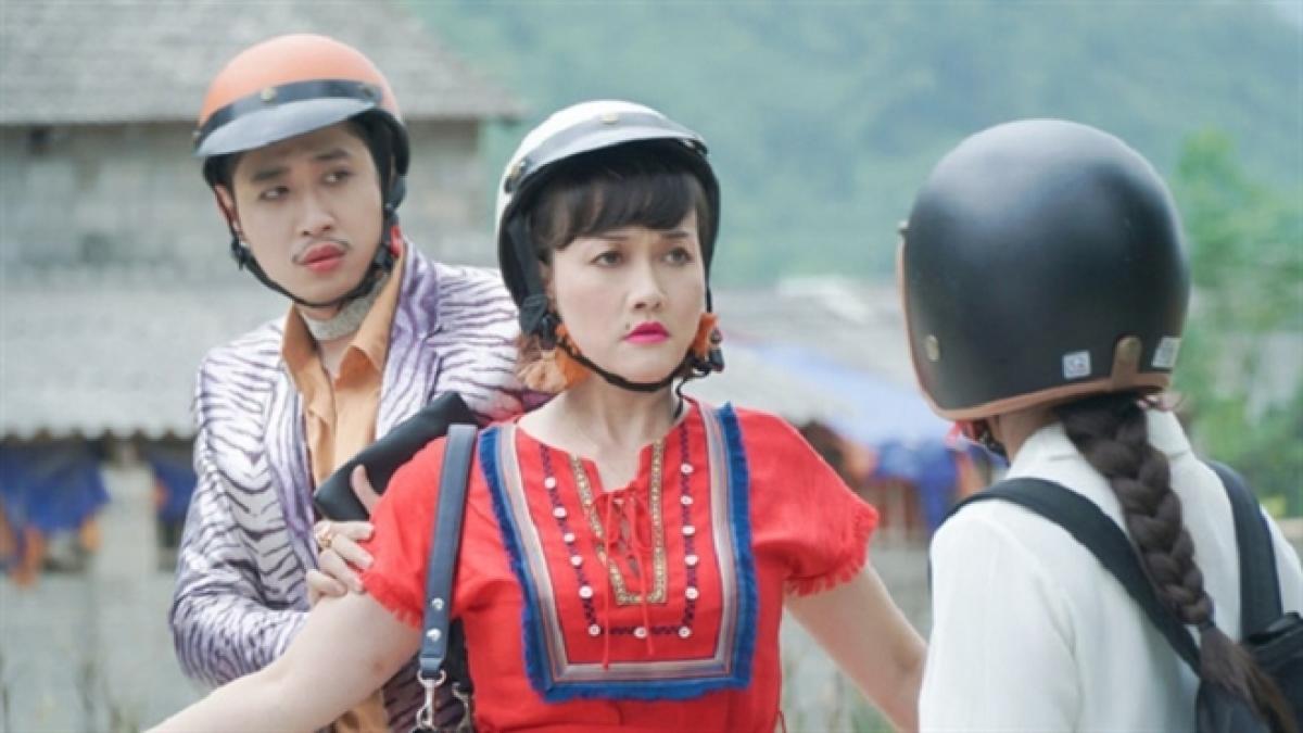 """Vân Dung: """"Nếu không diễn tốt nhân vật Diễm Loan, tôi bỏ nghề cho rồi""""    VOV.VN"""