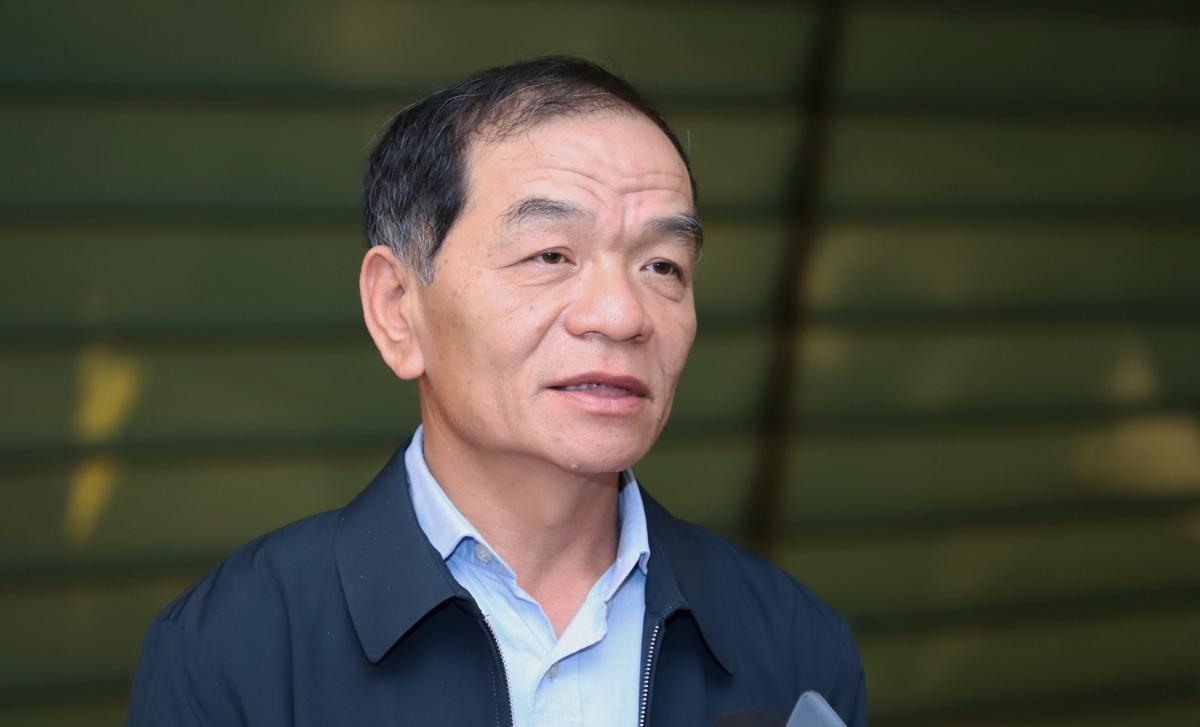 Đại biểu Quốc hội Lê Thanh Vân.