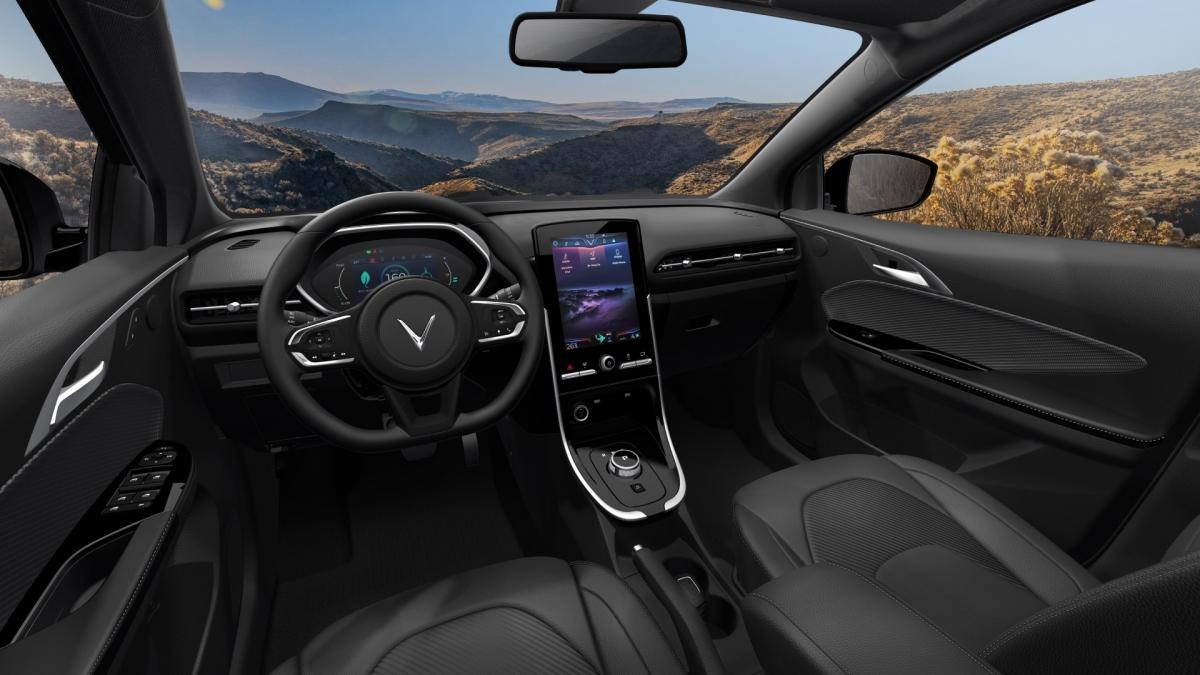 Hệ thống điều khiển master giúp phát hiện và ngay lập tức xử lý nguy cơ cũng như sự cố của xe.