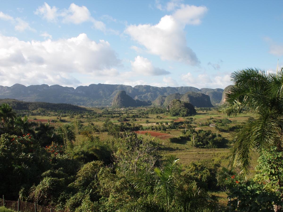 Thung lũng Vinales, Cuba. Nguồn: Michielderoo/Wikipedia