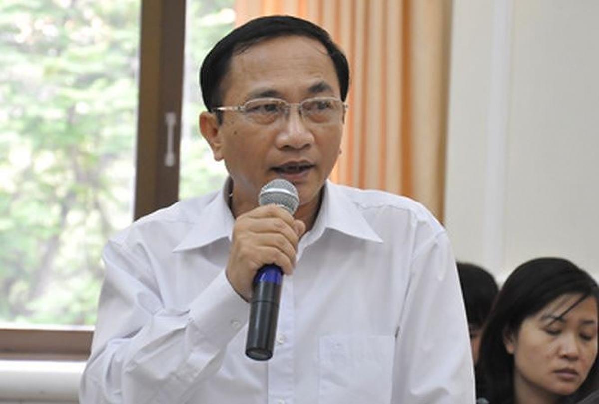 TS Hoàng Ngọc Vinh (Ảnh: KT)