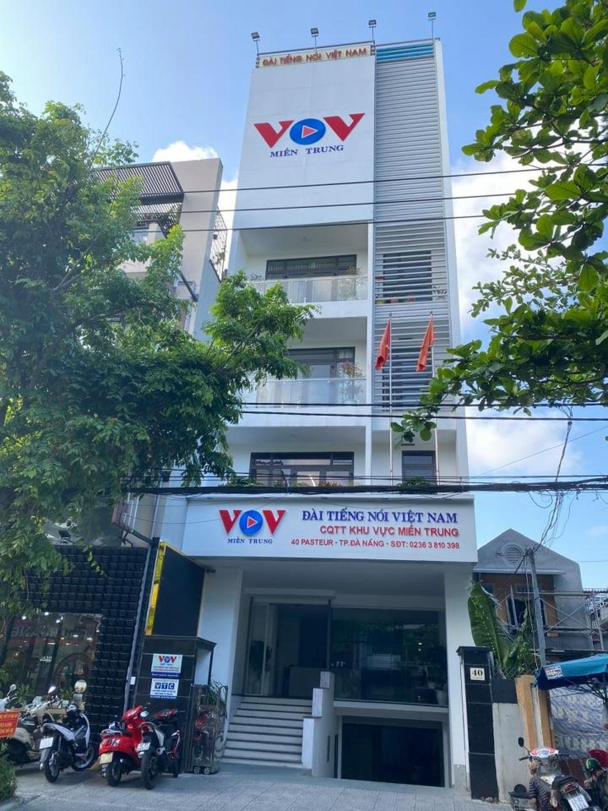 Đài Tiếng nói Việt Nam (VOV) thông báo tuyển dụng phóng viên làm việc tại Cơ quan thường trú khu vực Miền Trung.