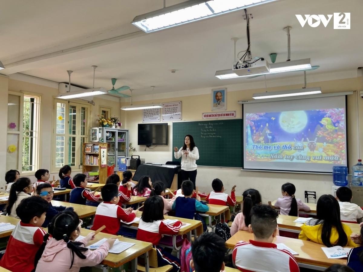 Các trường tận dụng tối đa giờ hướng dẫn tự học để củng cố kiến thức cho học sinh.