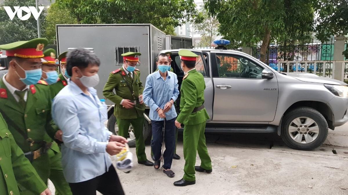Trước đó tại phiên xử sơ thẩm diễn ra vào tháng 9/2020, 14 bị cáo đã được tuyên án treo và được trả tự do tại tòa.