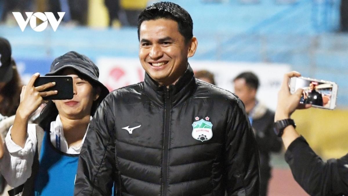 Kiatisuk nói rằng mình coi Lee Nguyễn như một người em
