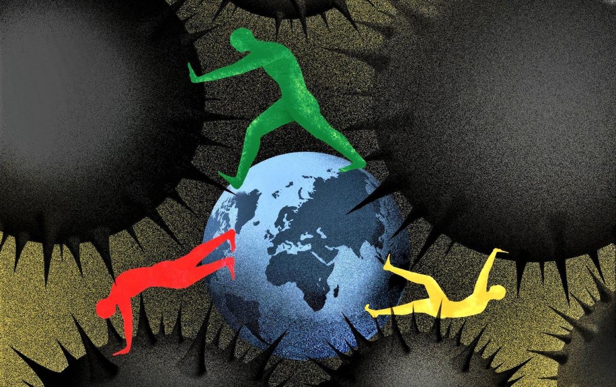 Covid-19 sẽ định hình lại trật tự thế giới; Nguồn: yalibnan.com