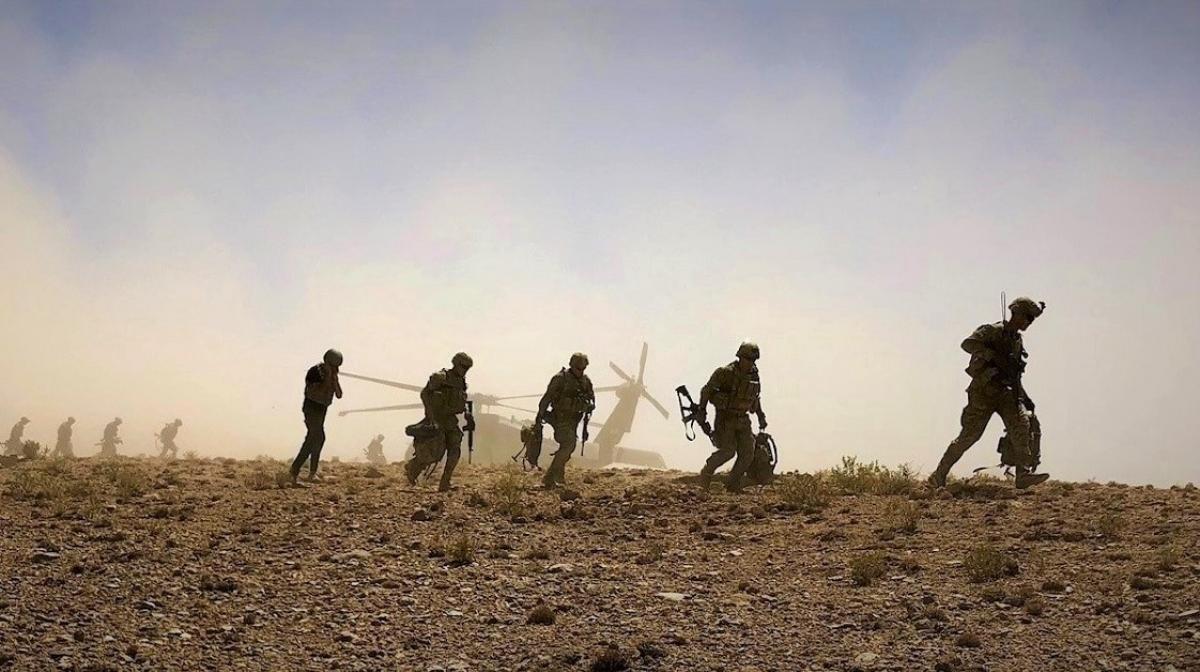 Mỹ đã theo đuổi cuộc chiến ở Afganistan 20 năm; Nguồn: militarytimes.com