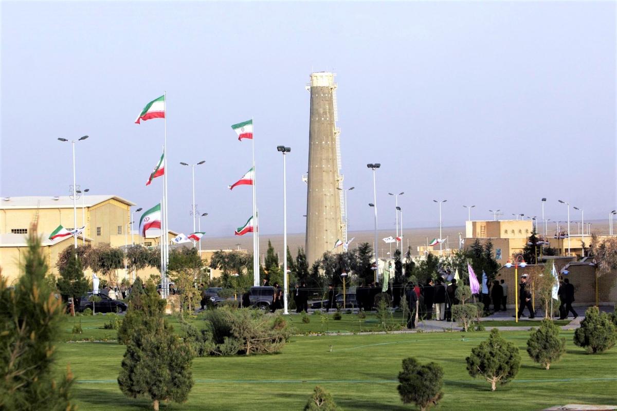 Iran cáo buộc sự cố xảy ra tại cơ sở hạt nhân Natanz của nước này mới đây là hành động phá hoại của Israel; Nguồn: warsclerotic.com
