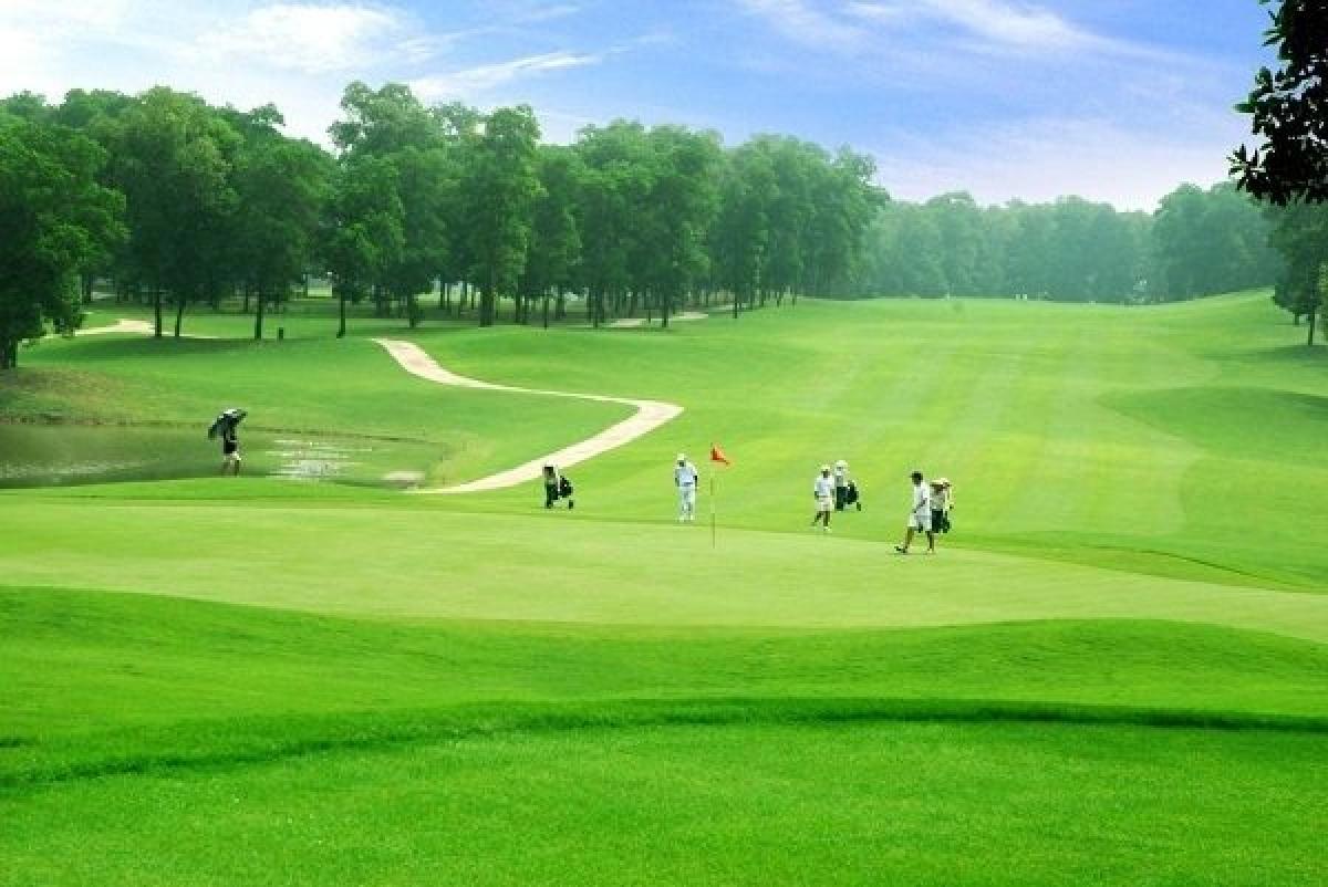 Dự án sân golf Đak Đoa được đầu tư tại thị trấn Đak Đoa, xã Glar và xã Tân Bình, huyện Đak Đoa, tỉnh Gia Lai do Công ty cổ phần tập đoàn FLC làm chủ đầu tư. (Ảnh minh họa: KT)