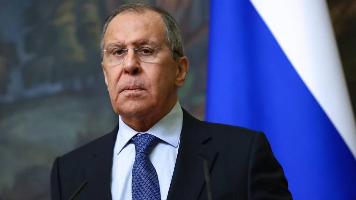 Bộ trưởng Ngoại giao Nga S.Lavrov. (Ảnh: Tass)