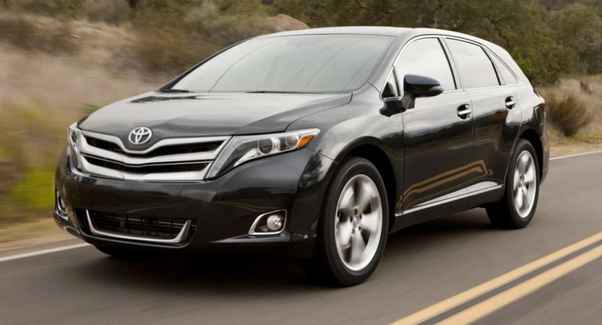 Crossover Toyota Venza