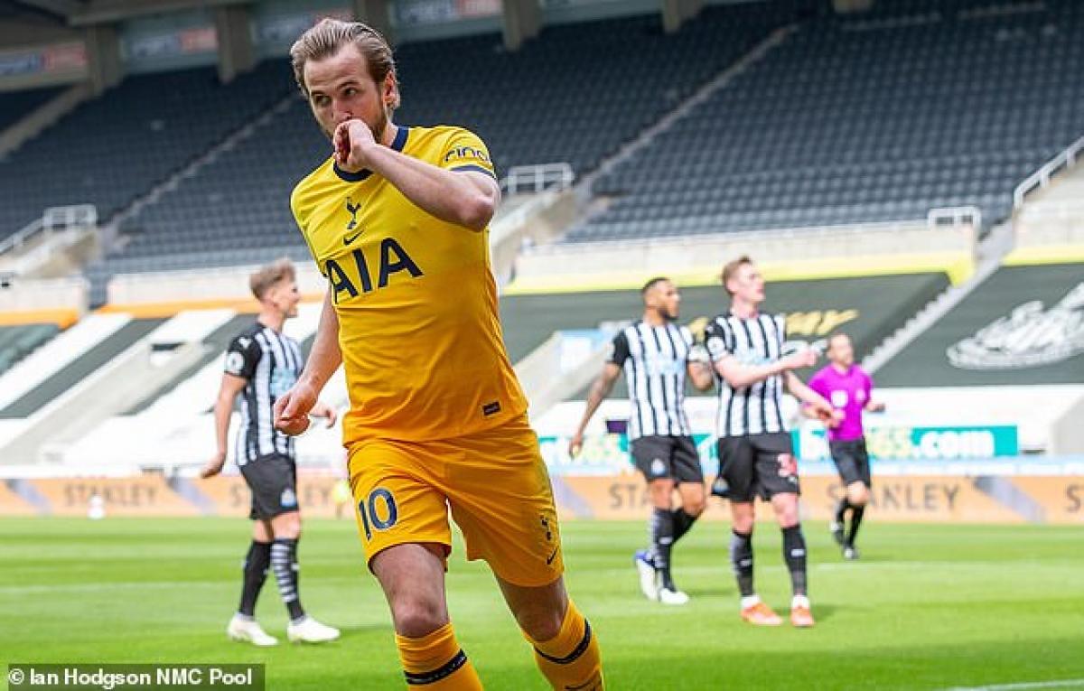9. Harry Kane (Tottenham)