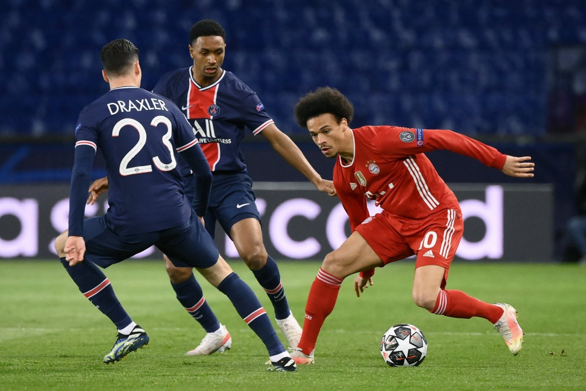 Tiền đạo: Leroy Sane (Bayern Munich) – 8,1 điểm