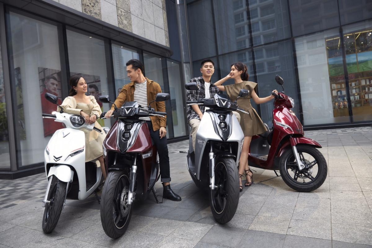 VinFast Theon chính là đại diện cho lối sống hướng đến môi trường của người trẻ, đặc biệt thế hệ Gen Y và Gen Z, góp phần giảm tình trạng ô nhiễm môi trường không khí tại các đô thị lớn ở Việt Nam./.