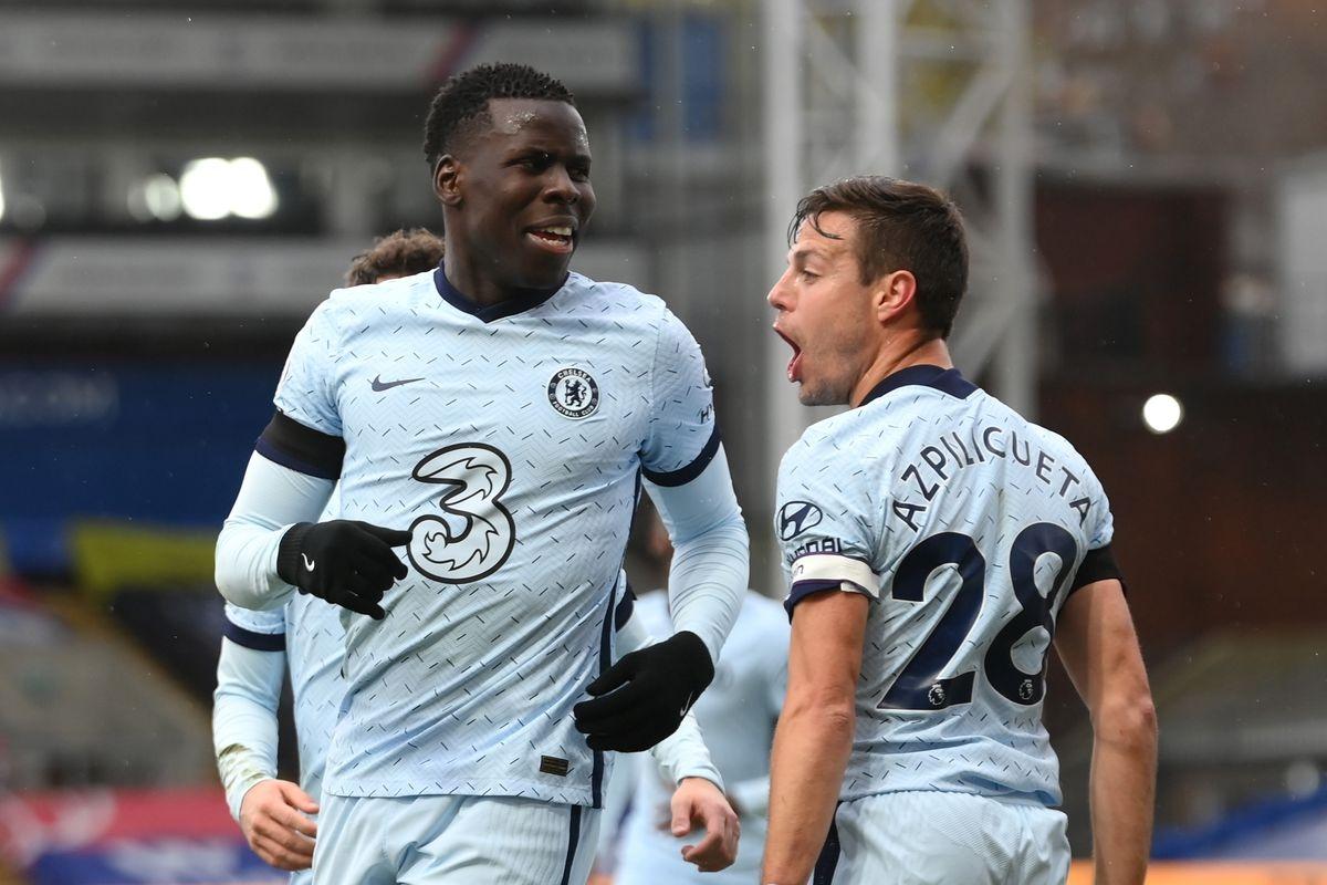 Chelsea có chiến thắng dễ dàng trước Crystal Palace. (Ảnh: Getty).