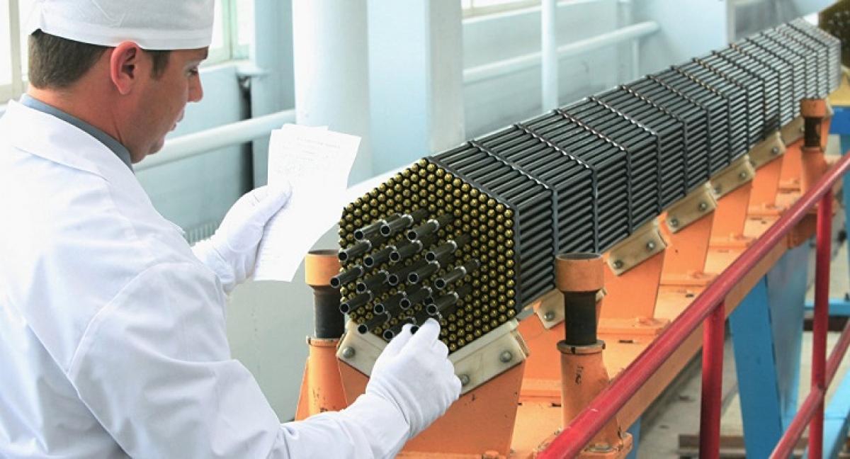Công ty TVEL thử nghiệm thành công nhiên liệu hỗn hợp cho lò nghiên cứu neutron nhanh làm mát bằng chì. Ảnh: Sputnik