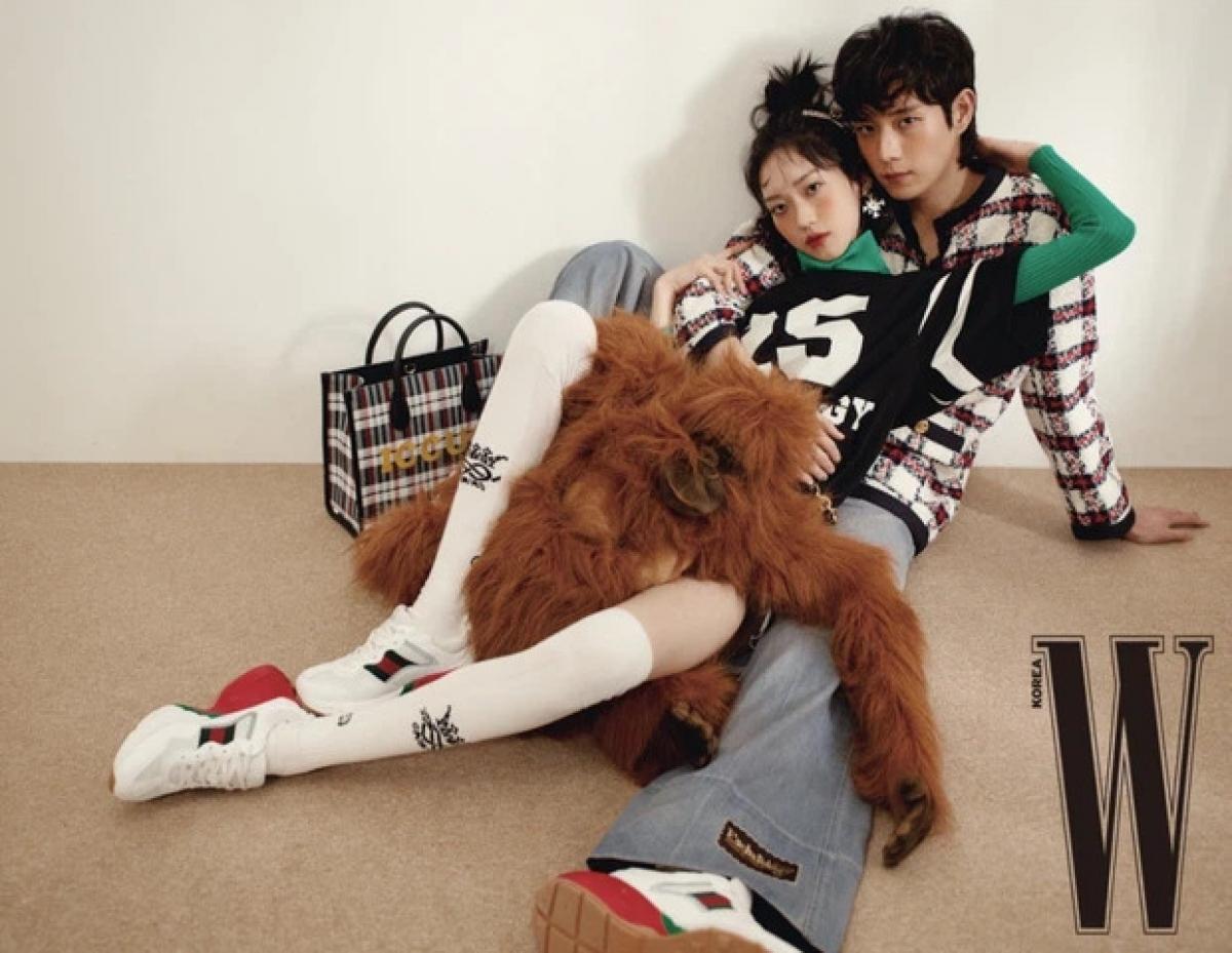"""Cả hai được biết đến với vai diễn cặp anh em song sinh Ju Seok Hoon và Ju Seok Kyung trong bộ phim truyền hình ăn khách """"Penthouse"""" (Cuộc chiến thương lưu)."""