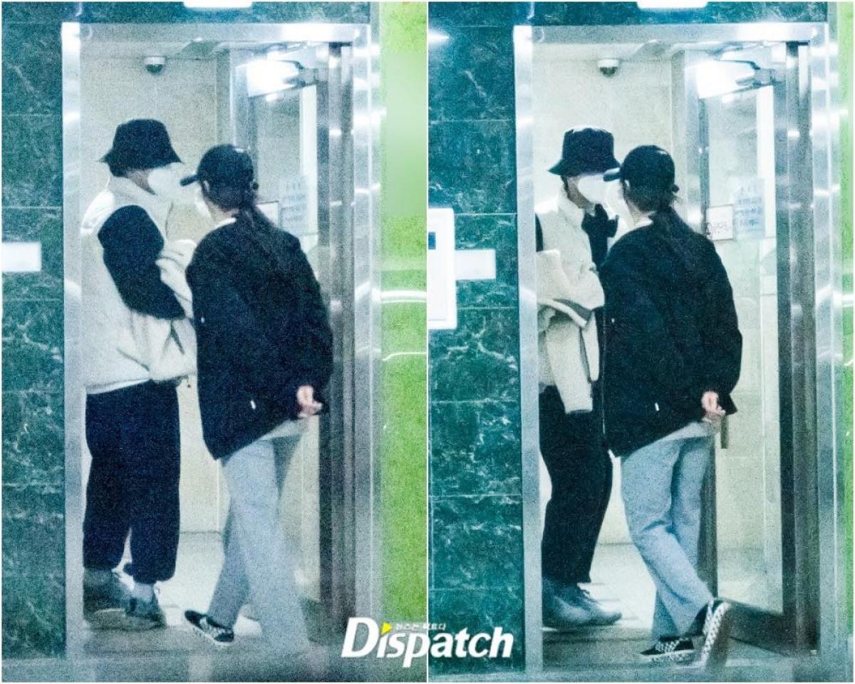 Seo Ji Hye và bạn trai thường xuyên hẹn hò tại căn hộ riêng.