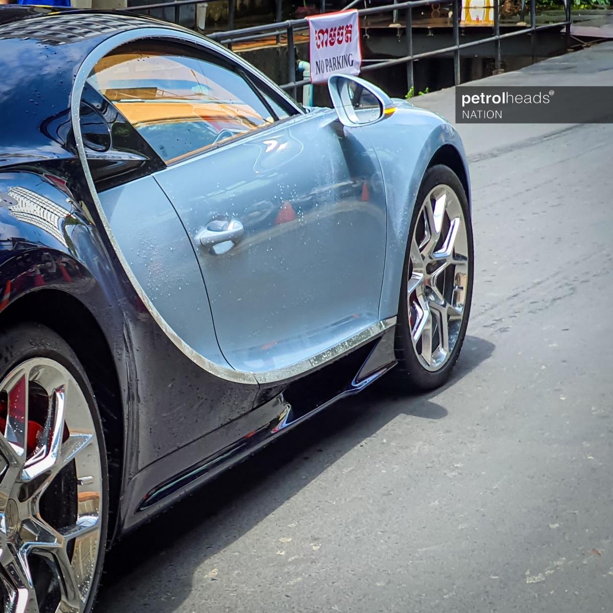 Hiện tại, giá bán của chiếc Bugatti Chiron thứ ba tại Campuchia cũng như hai chiếc về trước vẫn còn là một ẩn số.