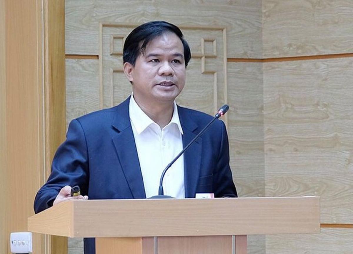 Tổng Thư ký Hội Hồi sức cấp cứu và chống độc Việt NamPGS.TS Đào Xuân Cơ. (Ảnh: Bộ Y tế)