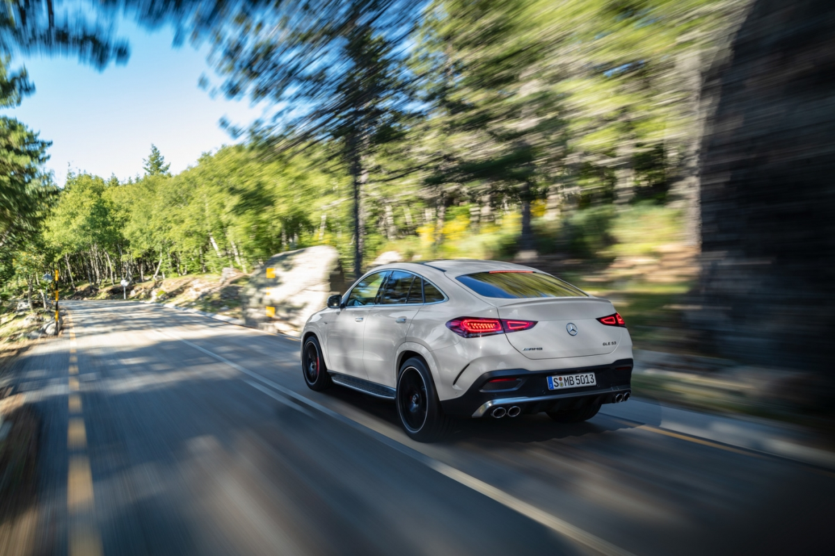 Mercedes-AMG GLE 53 4MATIC+ Coupé có mặt tại các đại lý của Mercedes-Benz ngay trong tháng 5/2021 với giá bán 5,349 tỷ đồng.