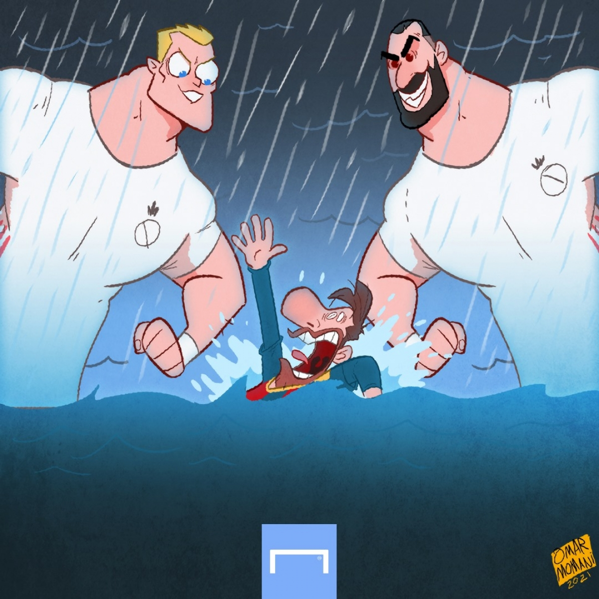 "Messi ""chết chìm"" ở trận El Clasico tại vòng 30 La Liga."