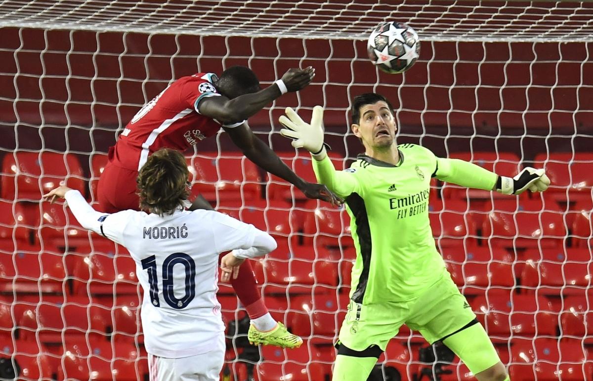 Thủ môn: Thibaut Courtois (Real Madrid) – 7,6 điểm