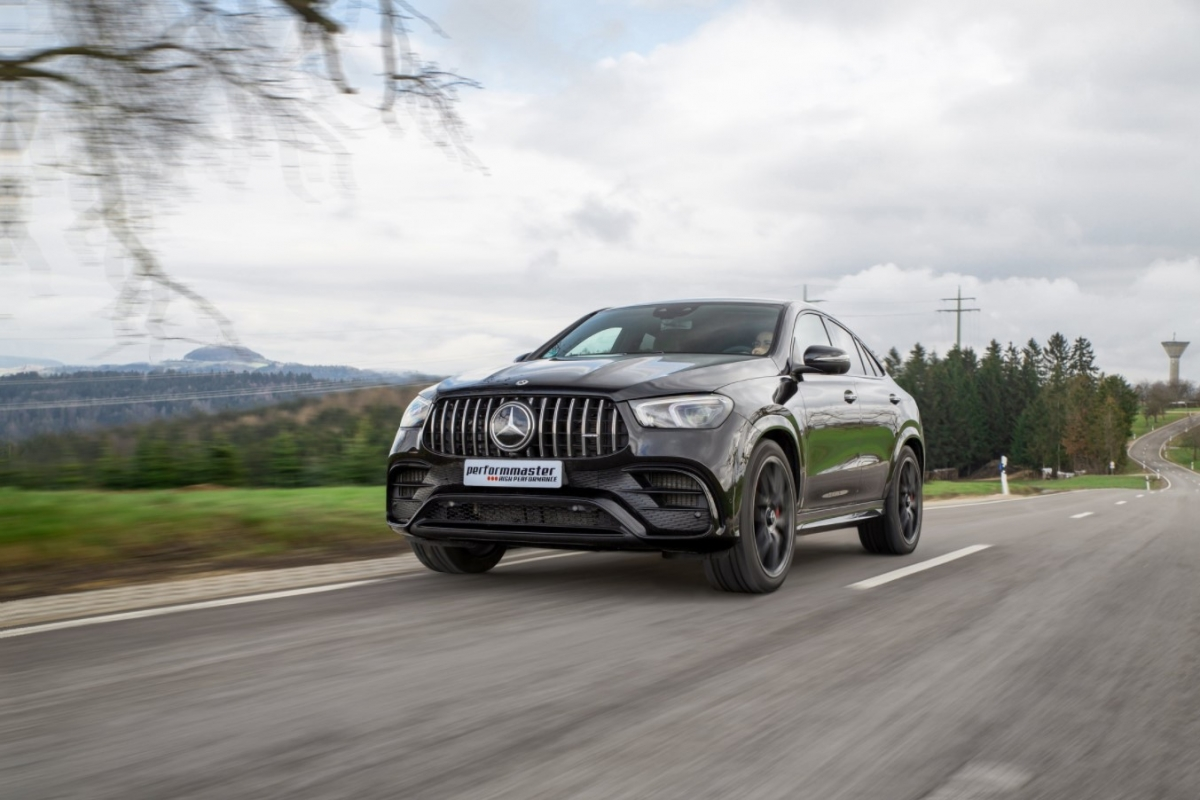 Mercedes-AMG GLE 63 S Coupe bản độPerformMaster.