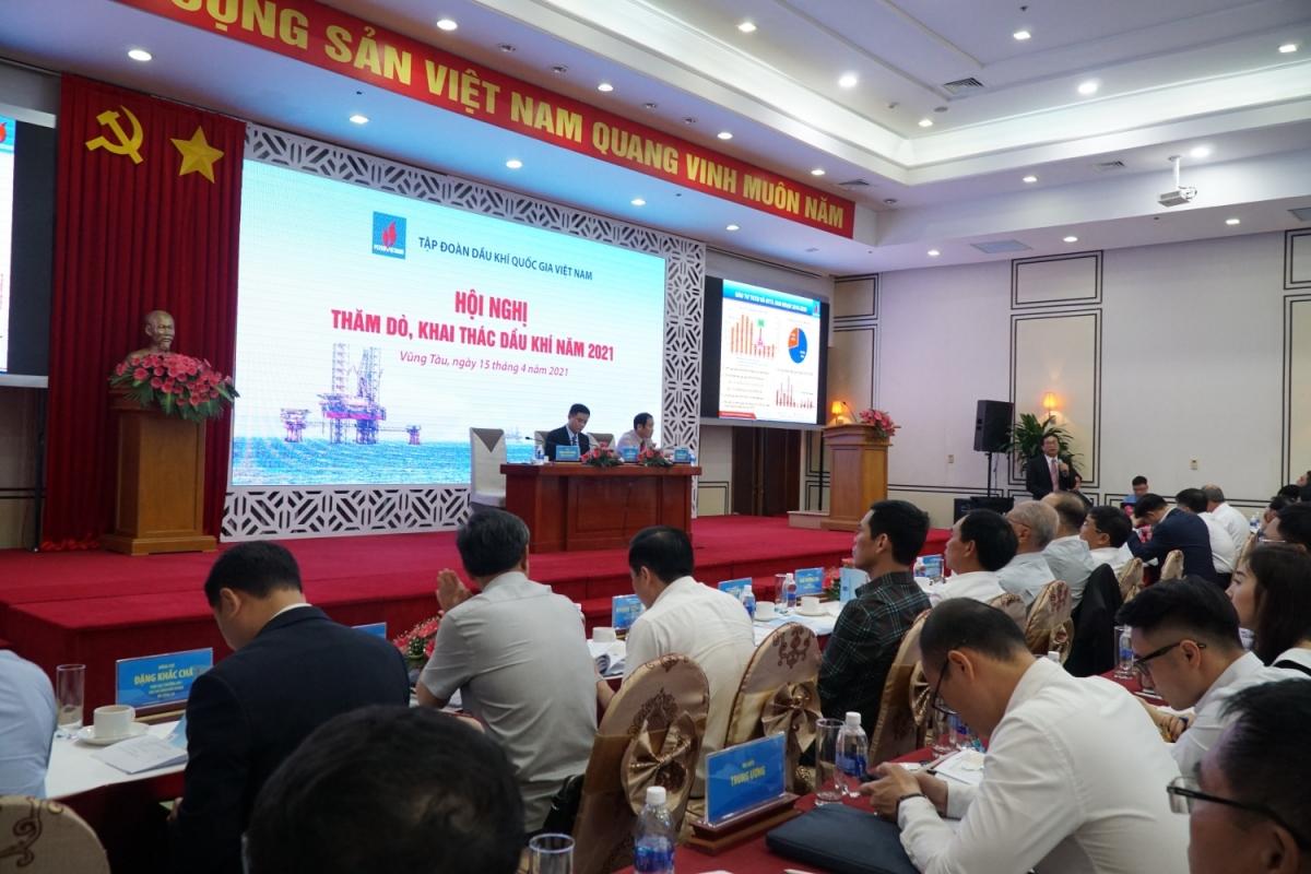 Hội nghị Thăm dò, khai thác dầu khí năm 2021.