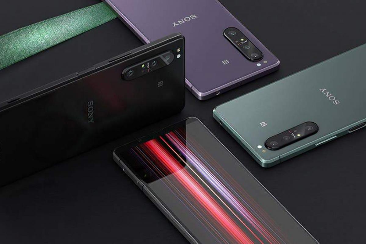 Dòng smartphone Xperia của Sony đã sinh lãi dù doanh số bán ra thấp hơn.