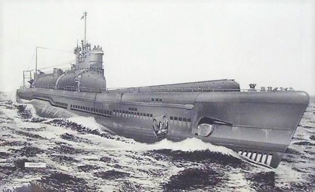 Tàu ngầm lớp I-400 của Nhật có kích thước và tải trọng lớn; Nguồn: interestingengineering.com