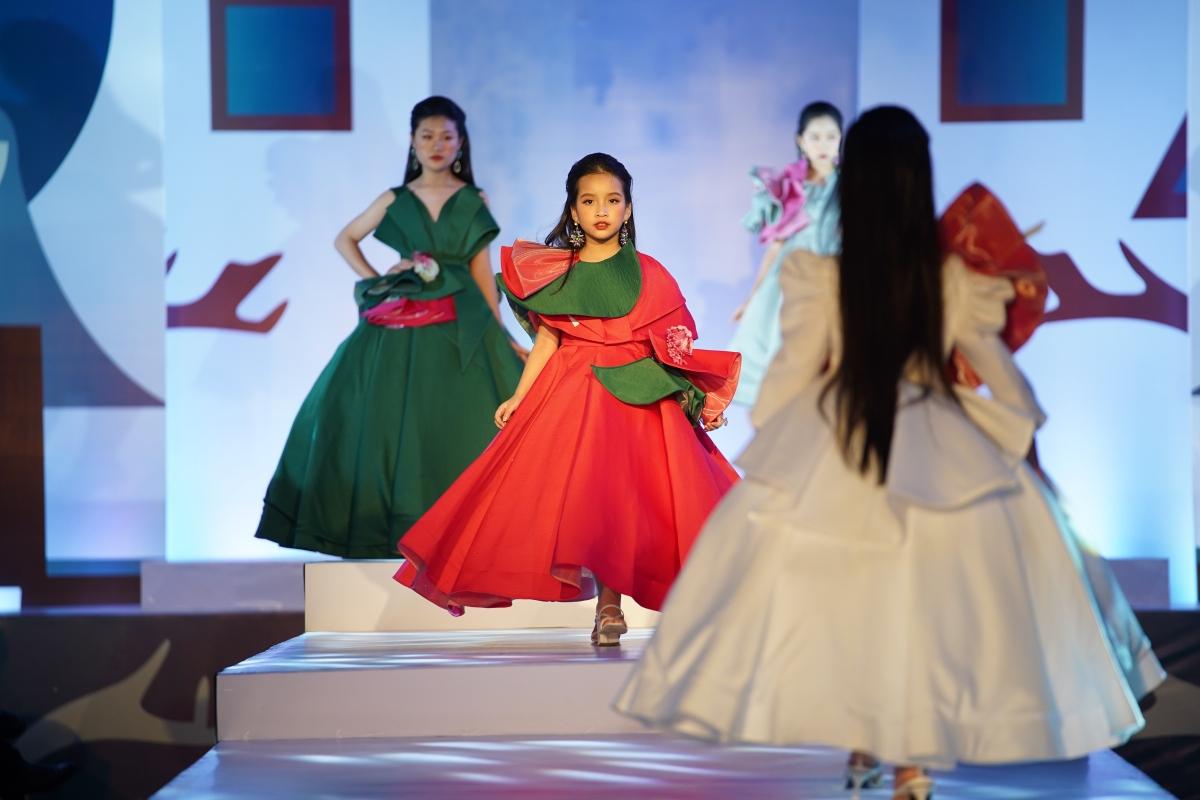 Đại hội siêu mẫu nhí sẽ quy tụ 650 người mẫu chuyên nghiệp, bán chuyên và không chuyên.