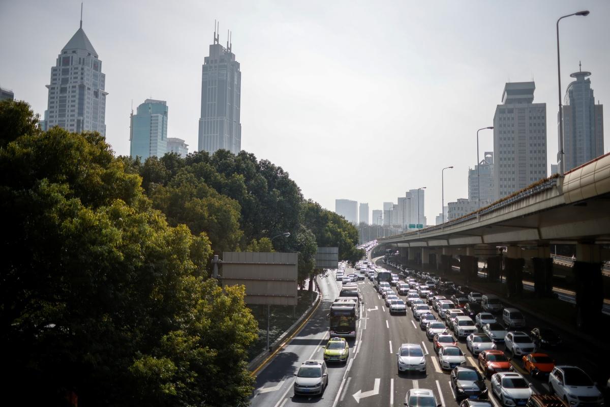 Thành phố Thượng Hải, Trung Quốc. Nguồn: Reuters