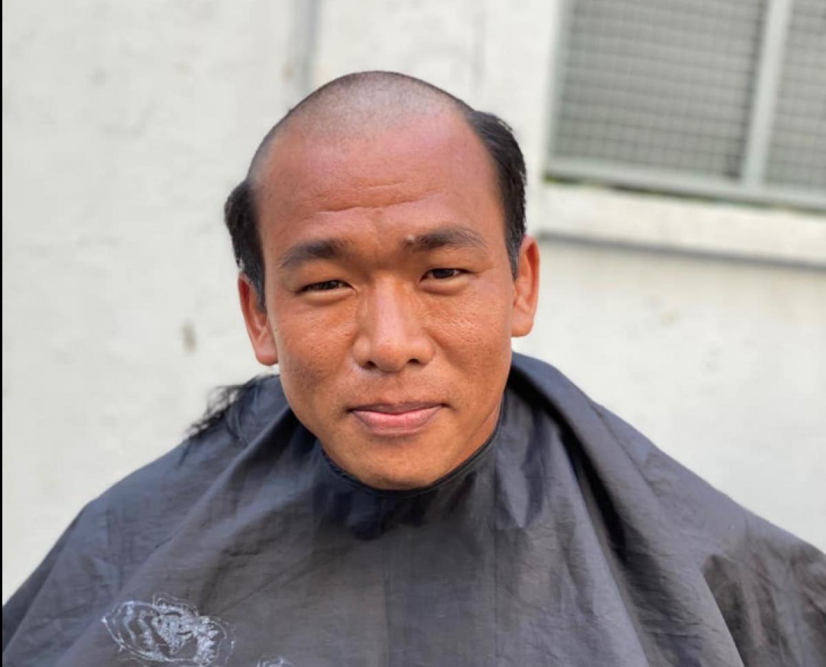 """Kiểu tóc """"để đời""""."""