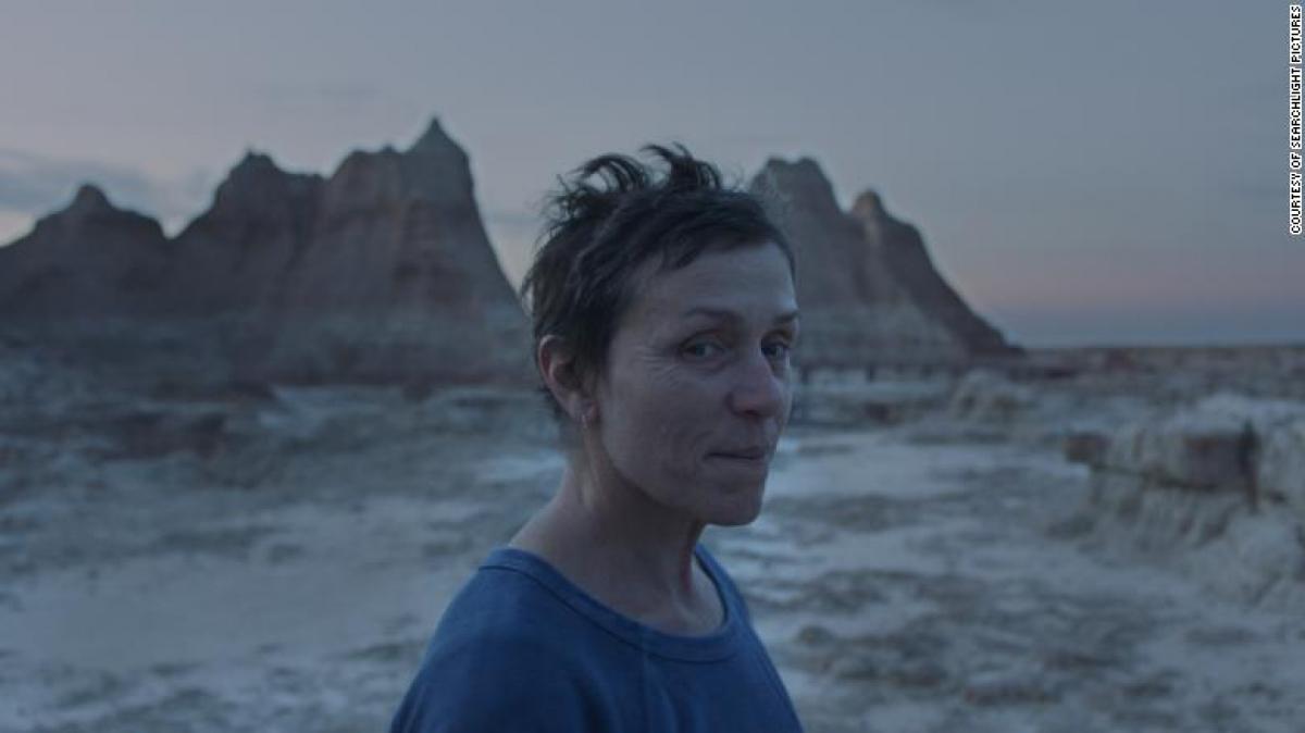 """Frances McDormandcó lần thứ bathắng giải """"Nữ diễn viên chính xuất sắc"""" tại Oscar."""