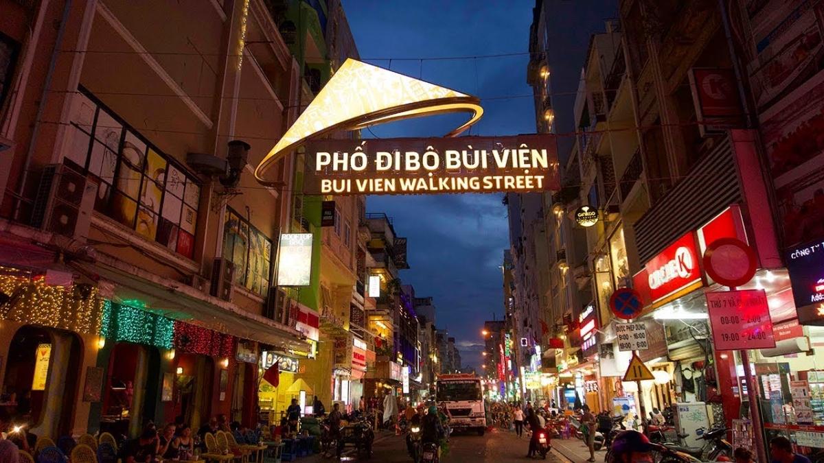 Du lịch bán lẻ đã nhen nhóm tại Việt Nam nhưng chưa được quy hoạch chuyên nghiệp. (Ảnh: Sở du lịch TP.HCM)