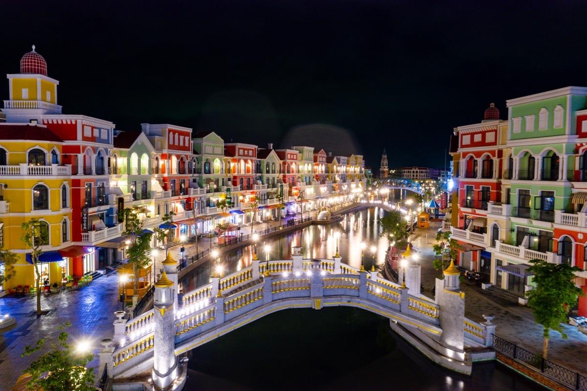 """Các mô hình kinh tế đêm tại Grand World Phú Quốc sẽ là """"ngọn hải đăng"""" thắp sáng hoạt động """"về đêm"""" của đảo Ngọc"""