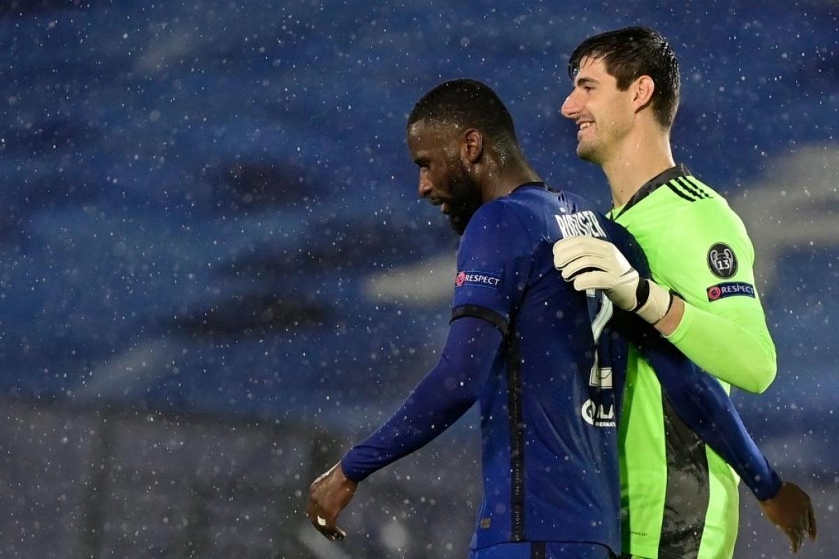 Trong khi đó, với kết quả hòa và 1 bàn thắng trên sân khách, Chelsea chỉ cần hòa 0-0 ở trận lượt về sẽ giành vé vào chung kết./.