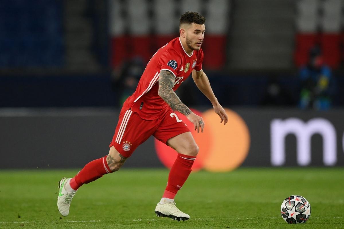Hậu vệ: Lucas Hernandez (Bayern Munich) – 8,1 điểm