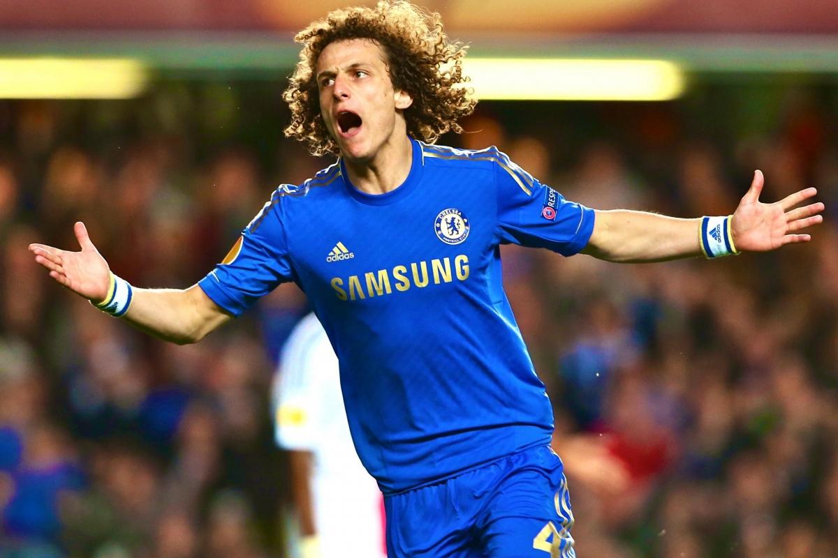 Hậu vệ: David Luiz (Chelsea)