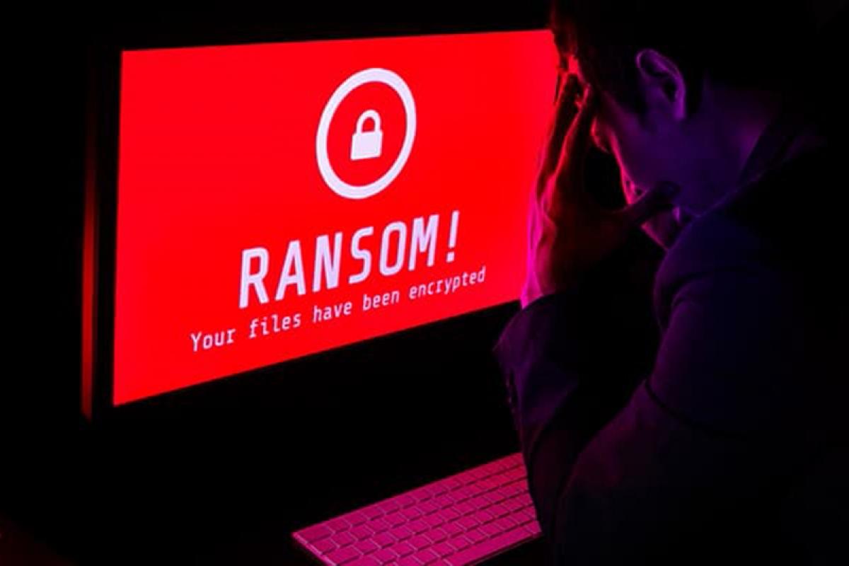 Ransomware đang là cuộc tấn công khiến các doanh nghiệp đau đầu.
