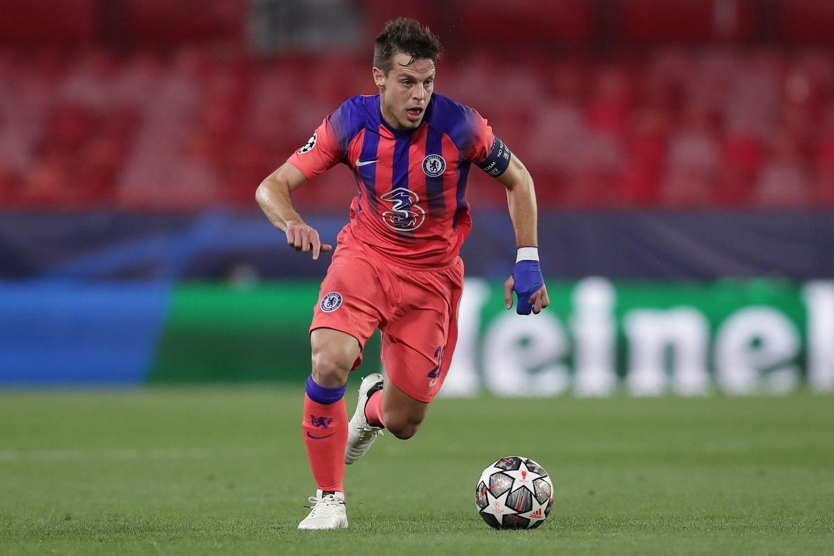 Hậu vệ: César Azpilicueta (Chelsea) – 7 điểm