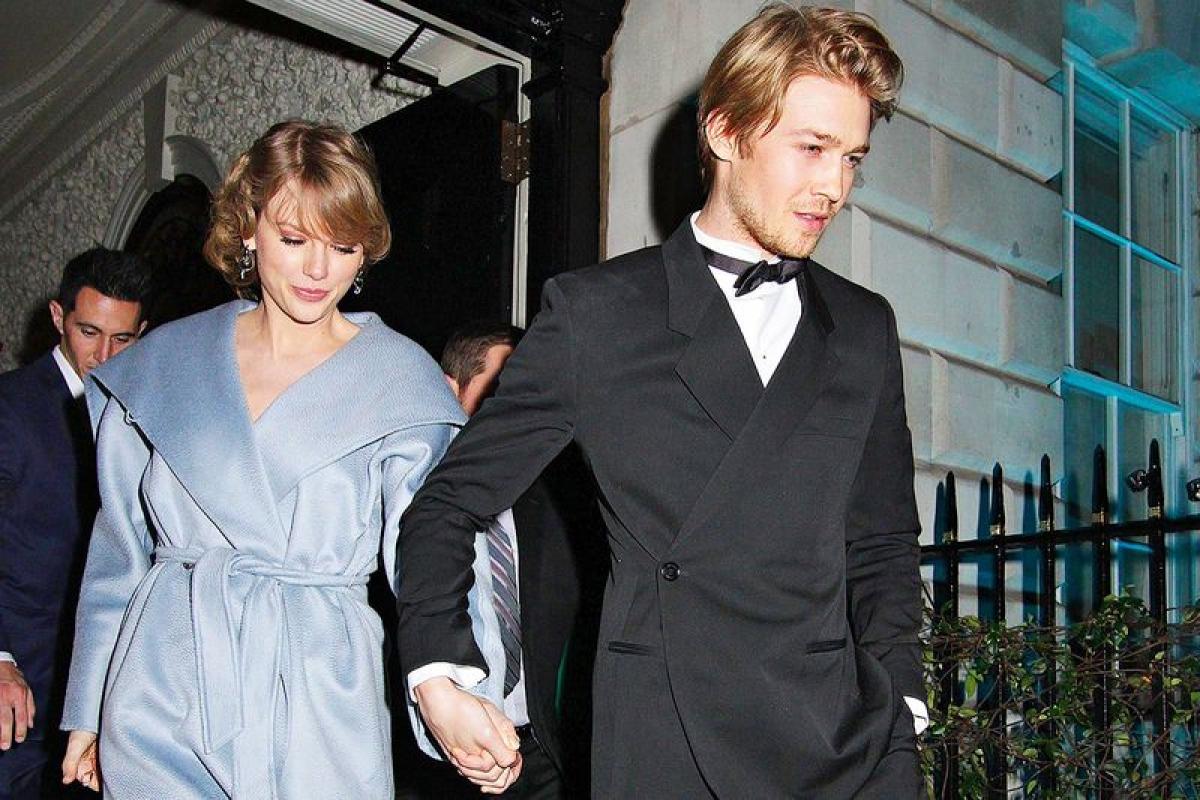 Taylor Swift và Joe Alwyn