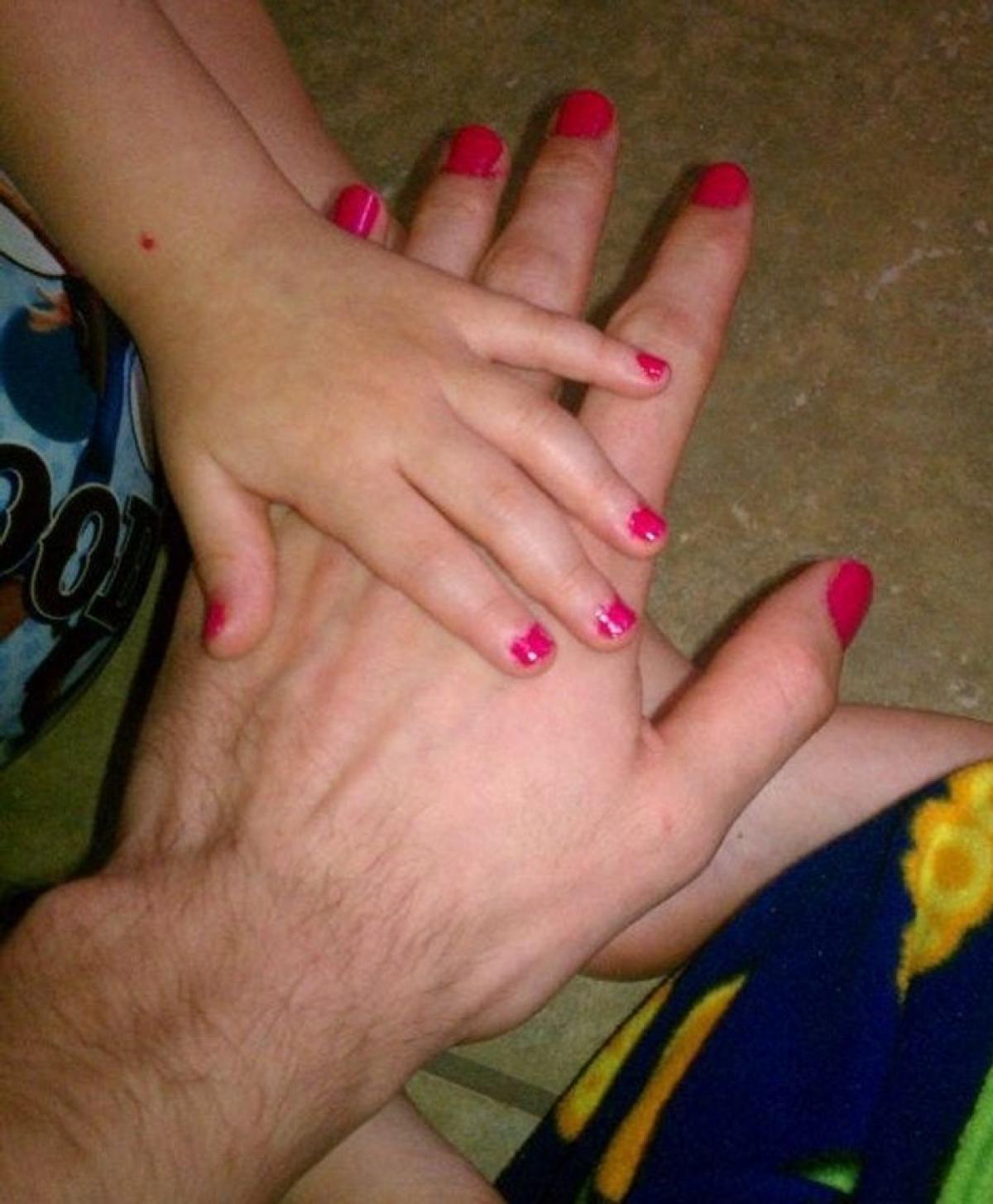Vì con gái, cha có thể làm những điều điên rồ nhất.