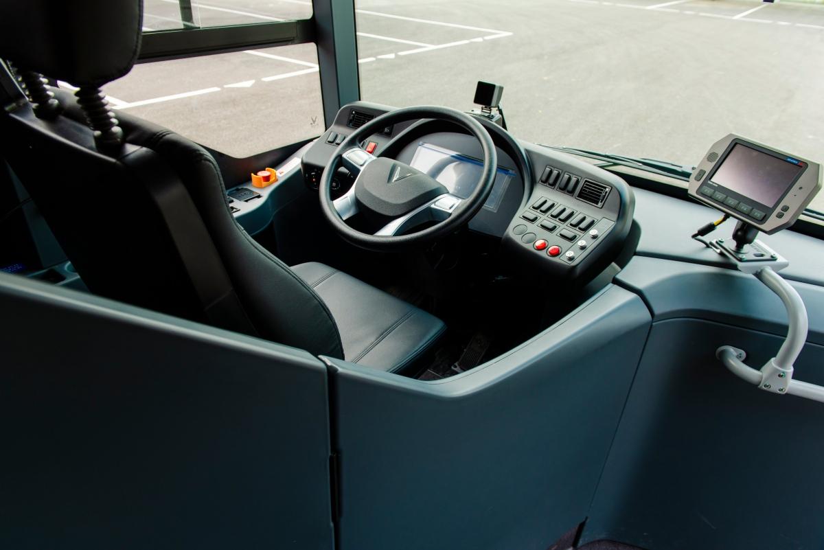 VinBus là mẫu xe buýt điện do Công ty VinFast sản xuất và lắp ráp.