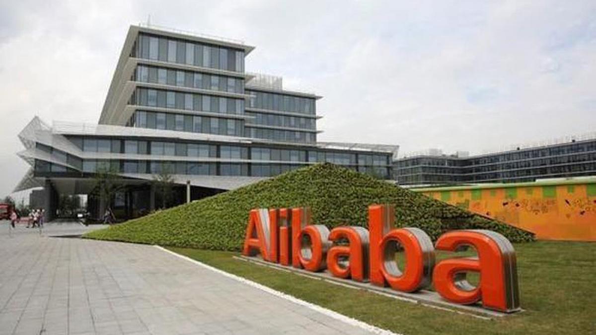 """Alibaba dính án phạt chưa từng có và câu chuyện kiểm soát """"big tech"""". (Ảnh: KT)"""